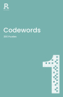 Codewords Book 1: a codeword book for adults containing 200 puzzles Cover Image