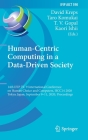 Human-Centric Computing in a Data-Driven Society: 14th Ifip Tc 9 International Conference on Human Choice and Computers, Hcc14 2020, Tokyo, Japan, Sep (IFIP Advances in Information and Communication Technology #590) Cover Image