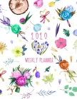 2020 Weekly Planner: One Year, Monthly Calendar Planner, Business, 12 Months for Academic Agenda Schedule Weekly Action Plan Organizer Logb Cover Image