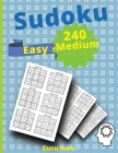 120 Easy -Medium Sudoku: Challenge Sudoku Puzzle Book Cover Image