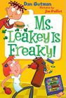 My Weird School Daze #12: Ms. Leakey Is Freaky! Cover Image