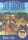 Journey to San Jacinto (Mr. Barrington's Mysterious Trunk #2) Cover Image