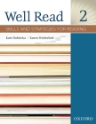 Well Read 2 Student Book: Skills and Strategies for Reading Cover Image
