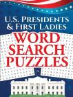 U.S. Presidents & First Ladies Word Search Puzzles Cover Image