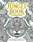 The Jungle Book: A Coloring Book Cover Image