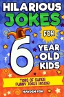 6 Year Old Jokes Cover Image