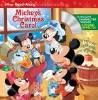 Mickey's Christmas Carol Read-Along Storybook and CD Cover Image
