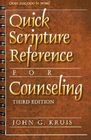 Quick Scripture Reference for Counseling Cover Image