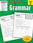 Scholastic Success With Grammar: Grade 5 Workbook Cover Image