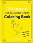 The Original Facts About Farts Coloring Book Cover Image