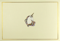 Unicorn Note Cards (Stationery, Boxed Cards) Cover Image