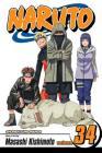 Naruto, Vol. 34 Cover Image