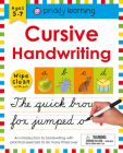 Wipe Clean Workbook: Cursive Handwriting (Wipe Clean Learning Books) Cover Image