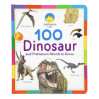 100 Dinosaur and Prehistoric Words to Know (Smithsonian Kids) Cover Image