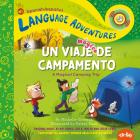Un Viaje Mágico de Campamento (a Magical Camping Trip, Spanish/Español Language Edition): Around the House - English Cover Image