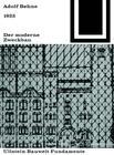 Der Moderne Zweckbau (1929) Cover Image