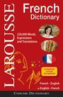 Anglais Dictionnaire/French Dictionary: Francais-Anglais, Anglais-Francais/French-English, English-French Cover Image