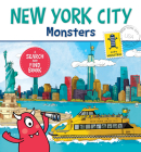 New York City Monsters: A Search-And-Find Book Cover Image