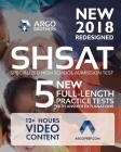 New York City New Shsat Test Prep 2018, Specialized High School Admissions Test (Argo Brothers) Cover Image