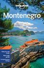 Lonely Planet Montenegro Cover Image