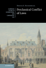Preclassical Conflict of Laws (Cambridge Studies in International and Comparative Law) Cover Image
