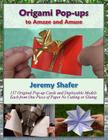 Origami Pop-ups: to Amaze and Amuse Cover Image