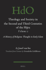 Theology and Society in the Second and Third Centuries of the Hijra. Volume 2: A History of Religious Thought in Early Islam (Handbook of Oriental Studies: Section 1; The Near and Middle East #116) Cover Image