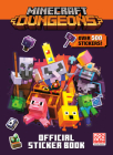 Minecraft Official Dungeons Sticker Book (Minecraft) Cover Image