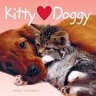 Kitty Hearts Doggy (Kitty Loves Doggy) Cover Image