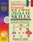 Mastering Essential Math Skills Book 1, Bilingual Edition - English/Spanish Cover Image