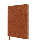 Textured Copper Artisan Notebook (Flame Tree Journals) (Artisan Notebooks) Cover Image
