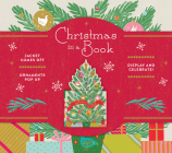 Christmas in a Book (UpLifting Editions): Jacket comes off. Ornaments pop up. Display and celebrate! Cover Image