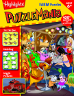Farm Puzzles (Highlights Puzzlemania Activity Books) Cover Image