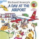 Richard Scarry's A Day at the Airport (Pictureback(R)) Cover Image
