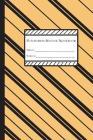 Hogwarts School Notebook: Hufflepuff Edition Cover Image