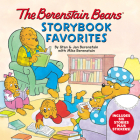 The Berenstain Bears Storybook Favorites: Includes 6 Stories Plus Stickers! Cover Image