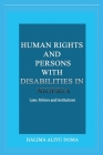 Human Rights and Persons with Disabilities in Nigeria Laws, Policies, and Institutions Cover Image