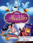 Aladdin Coloring Book: Great 50 Illustrations for Kids (2020) Cover Image