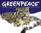 Greenpeace: Standing Up For The Earth Calendar 2007 Cover Image