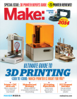 Make: Ultimate Guide to 3D Printing Cover Image
