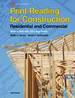 Print Reading for Construction: Residential and Commercial [With Paperback Book] Cover Image