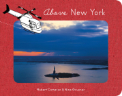 Above New York Postcard Book Cover Image