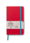 Bookaroo Notebook Journal - Red Cover Image