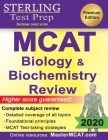 Sterling Test Prep MCAT Biology & Biochemistry Review: Complete Subject Review Cover Image