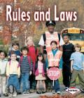 Rules and Laws (First Step Nonfiction -- Government) Cover Image