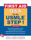 First Aid Q&A for the USMLE Step 1, Third Edition Cover Image