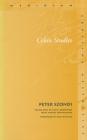 Celan Studies (Meridian: Crossing Aesthetics) Cover Image