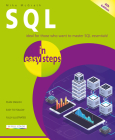 SQL in Easy Steps Cover Image