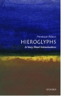 Hieroglyphs: A Very Short Introduction (Very Short Introductions) Cover Image