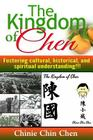 The Kingdom of Chen: Text!!! Images!!! Orange Cover!!! Cover Image